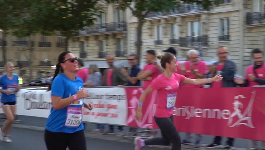 Pour la banque BCP Com'etic réalise chaque année la vidéo sur La Parisienne