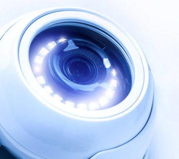 Site Internet Responsive pour une société de videosurveillance
