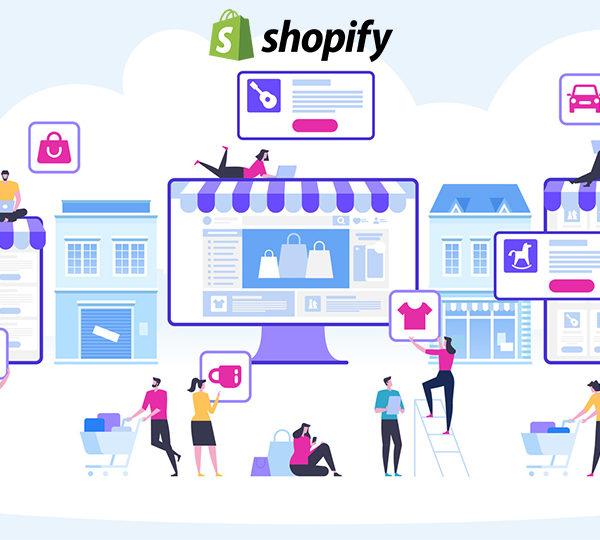 com'etic vous accompagne pour choisir la meilleure solution e-commerce Shopify