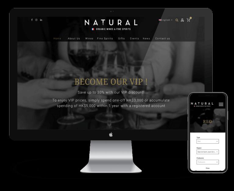 Natural Food and Beverages est un importateur exclusif en Asie des meilleurs vins bio français et spiritueux uniques du monde entier!