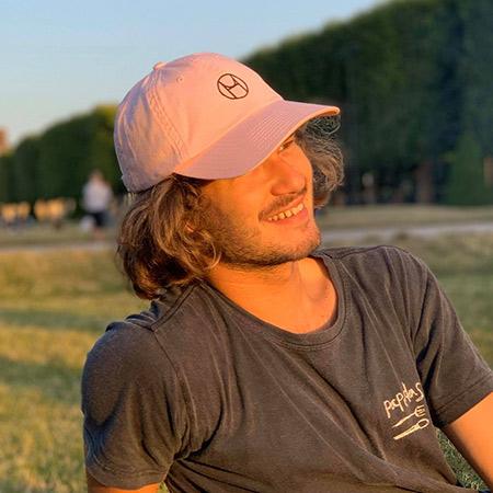 Félix Guérin, Développeur Front-end et UX Webdesigner chez Com'etic