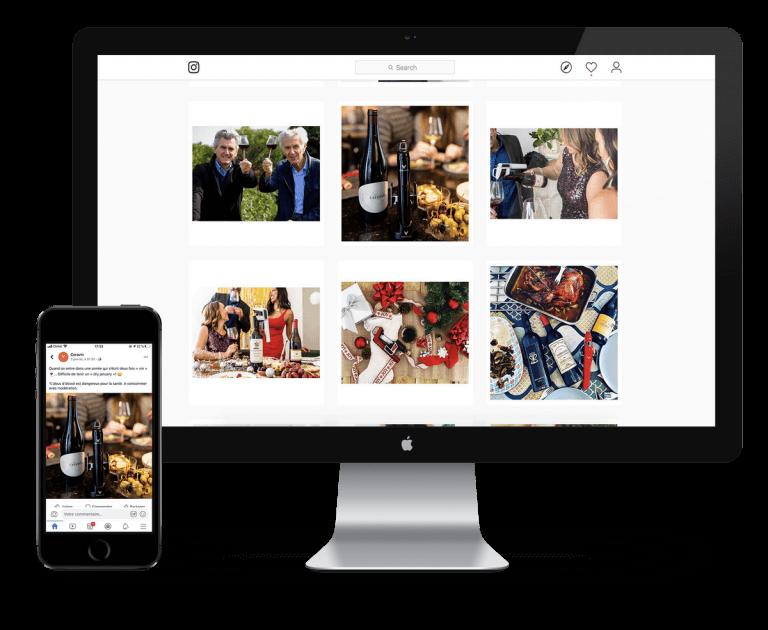 L'agence Com'etic à Paris spécialiséeeee en création de site Internet, e-commerce et content marketing accompagne les professionnels du vin