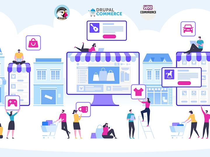 com'etic vous accompagne pour choisir la meilleure solution e-commerce